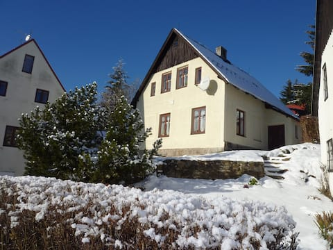 Emily House - your second home in Ore Mountains