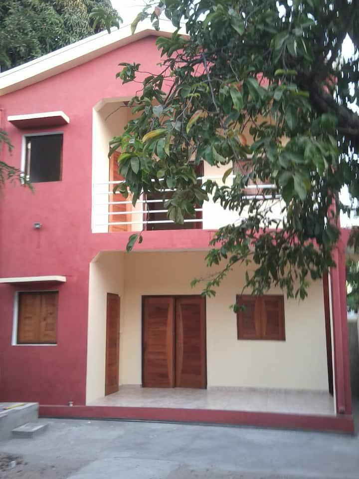 Maison à louer pour séjour à Madagascar