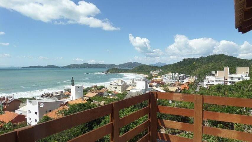 Suíte Vista Mar - Pousada do Arvoredo - Bombinhas - Bed & Breakfast