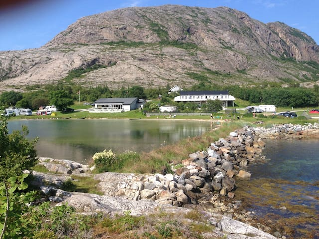 Torghatten Camping & Strandrestaurant AS