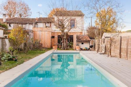 Petit appt 37 m2 4 couchages - Muret - Lägenhet