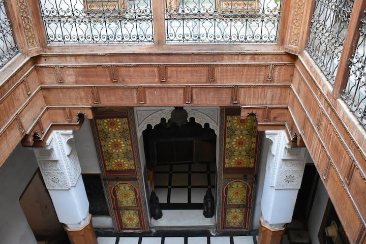Dar Rbab - Sahara Room