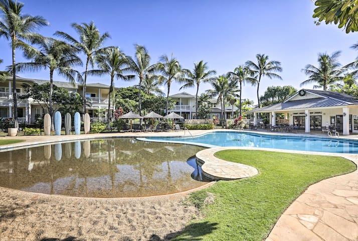 Kapolei Condo in Golf Club w/Pool - Walk to Beach!