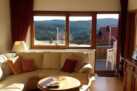 Ferienwohnung STERN (4 - 5 Pers.) - Schonach im Schwarzwald