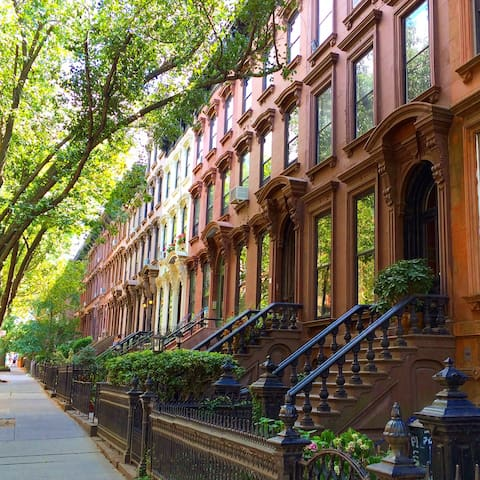 Guidebook for Park Slope and Brooklyn