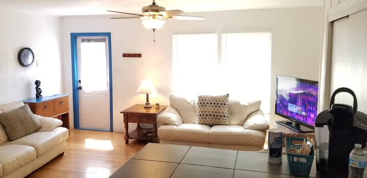 Casa Verde Remodeled Private Downtown Home