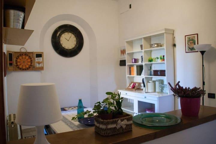 La casa del libro a Colle Val D'Elsa - Colle di Val d'Elsa - Lägenhet