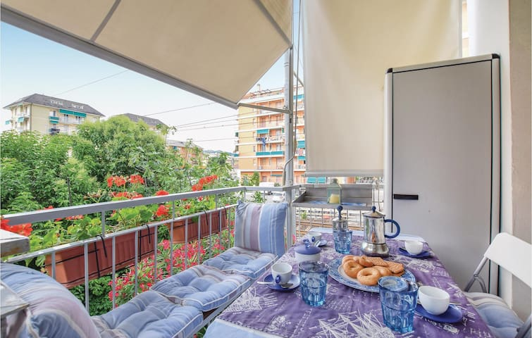 Holiday apartment with 2 bedrooms on 55m² in Lavagna (GE)