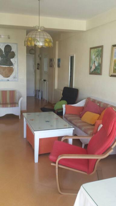 Salón 2 Living Room