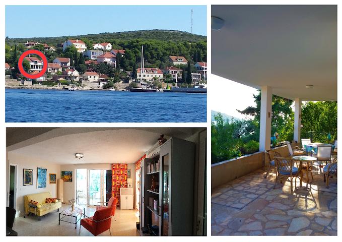 Adriatica Paradise - Maslinica - Apartment