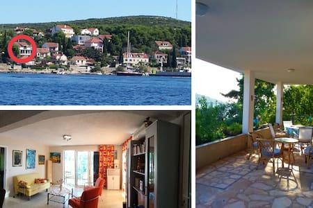 Adriatica Paradise - Maslinica - Apartmen