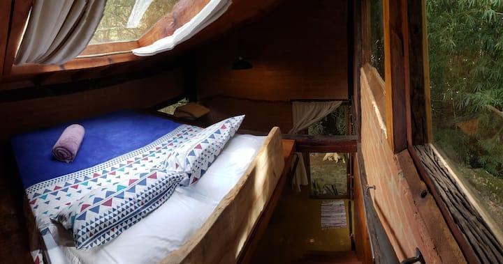 Cabana com Vista para as Estrelas - Vida na Roça
