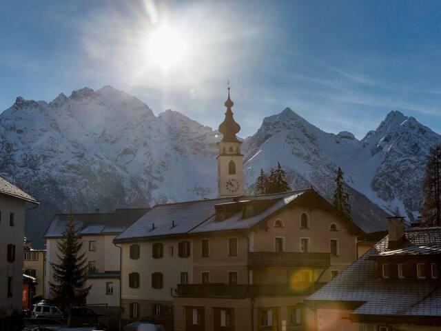 3 Tage Erholungsurlaub Graubünden CH für 2Personen