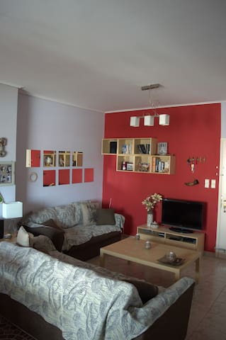 Cosy apartment in Chalkida - Chalkida - Apartment