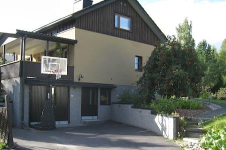 House near Jyväskylä/Omakotitalon alakerta - Jyväskylä