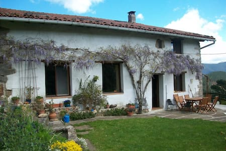 Bed & Breakfast EN CASA RURAL a 17 KM DE LA COSTA - Hus