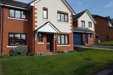 Room, Close to Ayr Town Centre and Golf Courses - Ayr - House