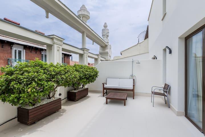 Room Mate Alicia - Ejecutiva con terraza
