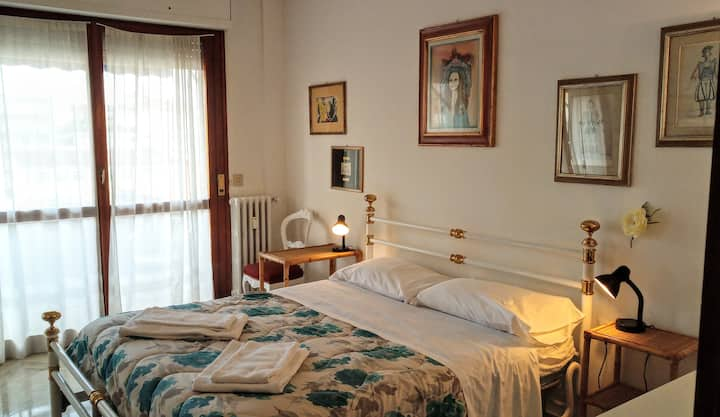 Florence, Rifredi, Comfort and Art