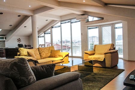 Modern Apartment in the Center of Prishtina
