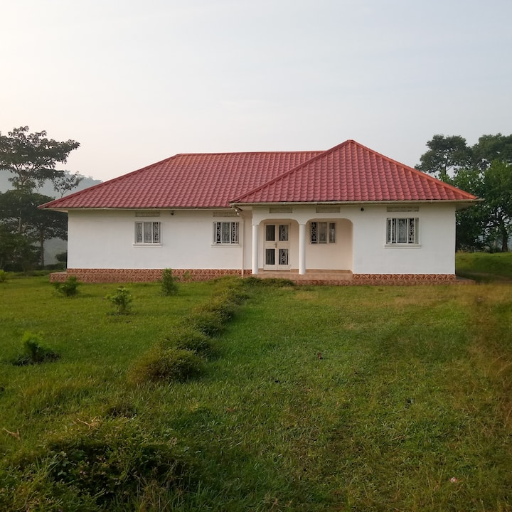Rwengobe homestay is a unique spacious farm house,