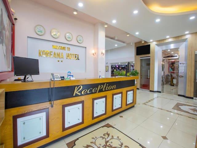 Koreana Hotel Tan Binh HCMC