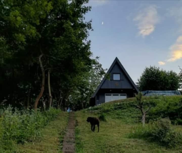 Choki Wood House Danube Dömös