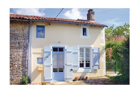 Semi-Detached with 1 bedroom on 61m² in Paizay Naudouin