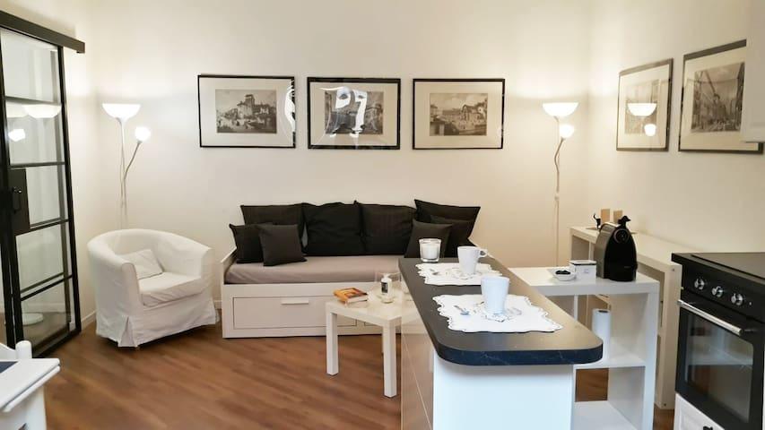 Elegant and cozy apartment @PortaVenezia
