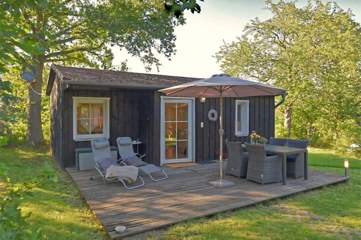 Pintoresca casa de vacaciones en Wippra con jardín