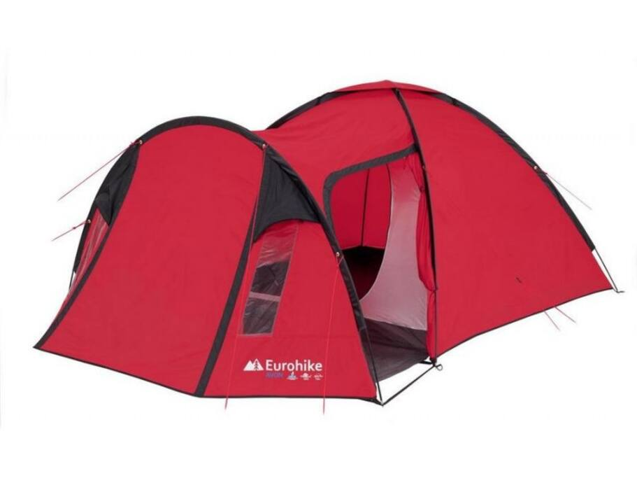 Example of 1-2 Person Tent