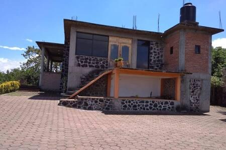 FINCA 3 DIAMANTES casa de campo a 15min de Mixquic