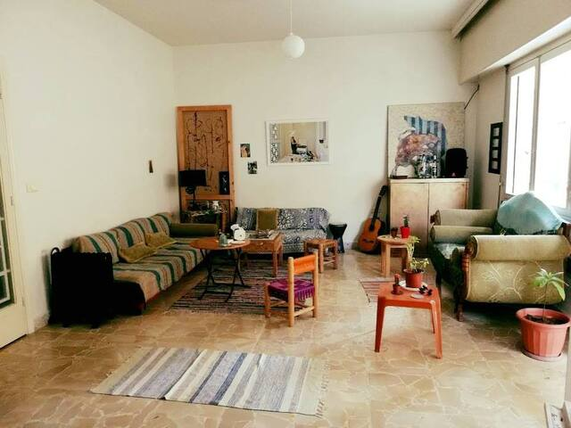 Spacious room in Achrafieh