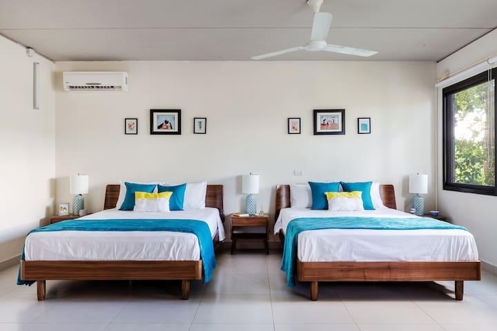 Beautiful Double suite Cancun
