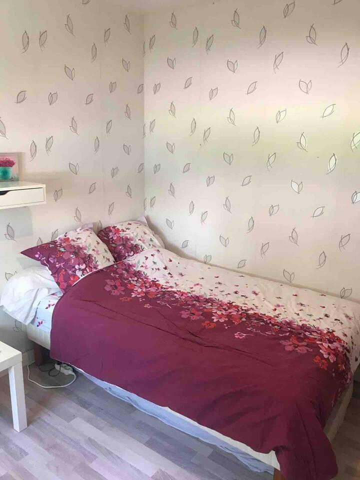 Chevilly-Larue : chambre privée, à 10 min d'Orly