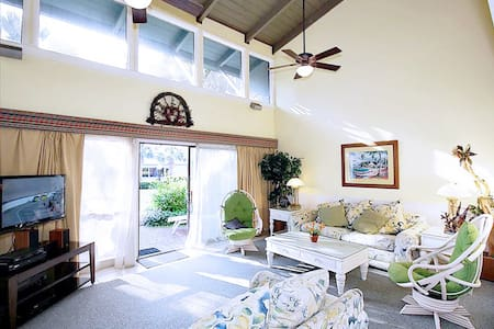 Sunnyside Beach 57-2BR-*20%Off March**Real Joy Fun Pass* Ground Floor-AcrossFrBeach - Panama City