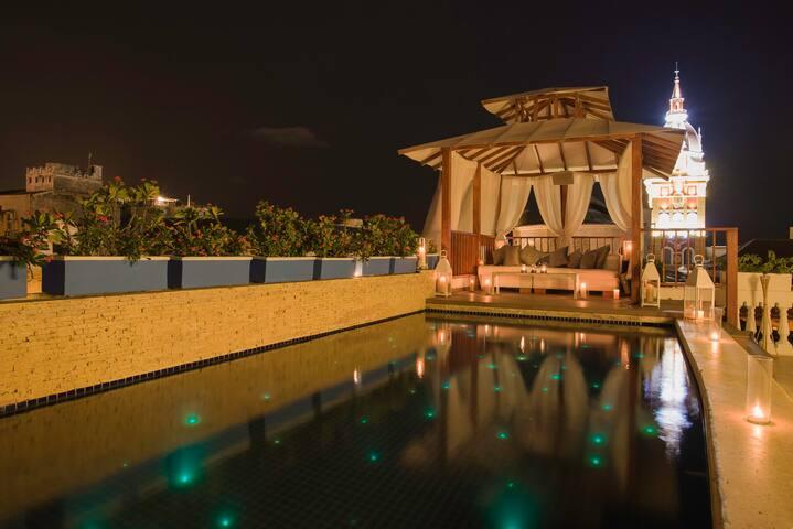 The Épica House - Cartagena - Villa