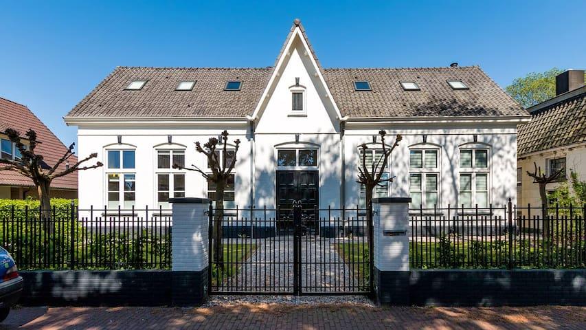 Luxe loft in oude dorpsschool Lonneker - Enschede - Enschede - Podkroví