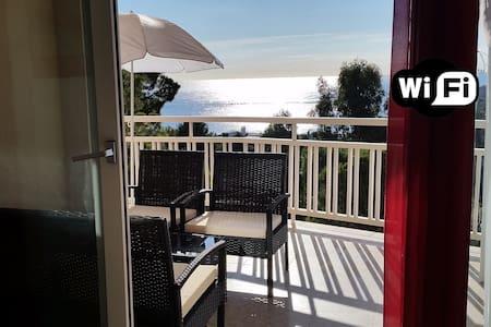 Bel apartement spacieux avec vue sur la mer - Sant Feliu de Guíxols