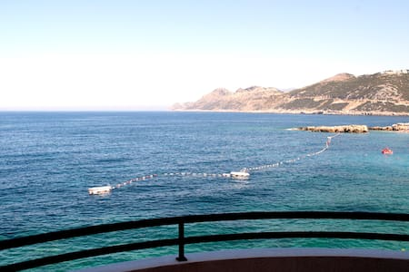 Sea view rooms with balcony nr.1 - Dobra Voda