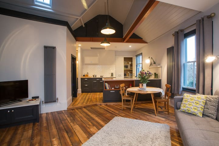 Newly renovated Apt, Durham City