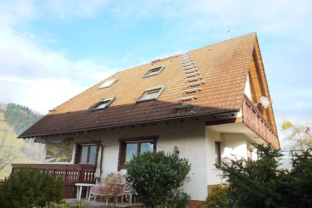 Pension Himmelsbach 4402.1 - Steinach - Apartment