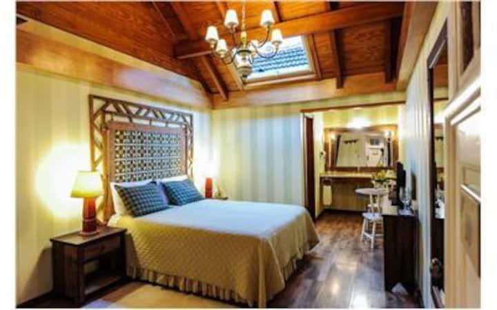 Petit Casa da Montanha - Apto Duplo Luxo
