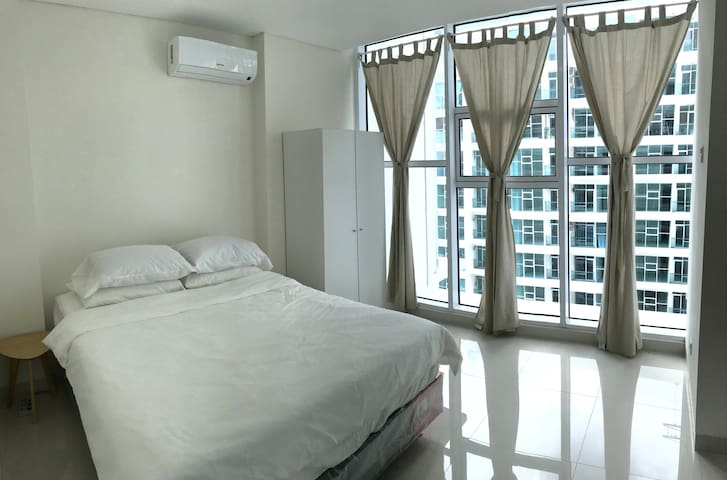 Cozy Studio Apartment in Alam Sutera