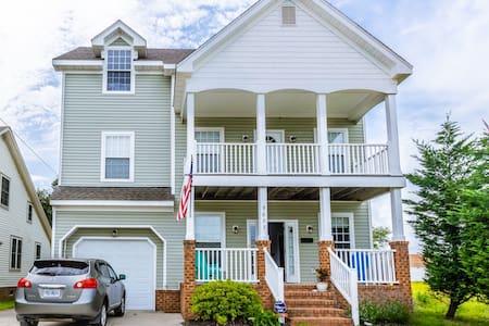 Your family beach house