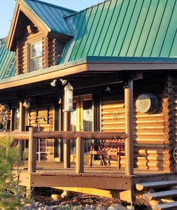 Beautiful Mountain Cabin - Robertson - Stuga