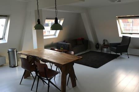 Light and modern mini-loft close to citycenter - Amsterdam - Apartment