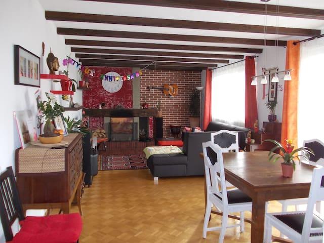 Villa Valsorey