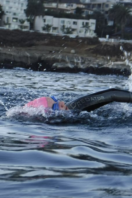 Triathlete Wetsuits Available