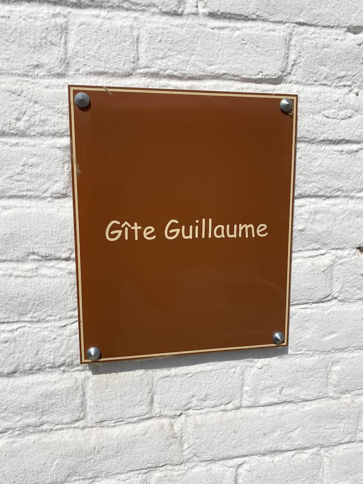 """Gîte """"Guillaume"""" dans longère traditionnelle"""